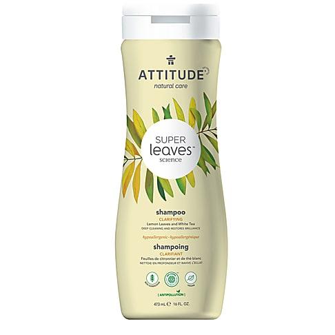 Attitude Super Leaves Natuurlijke Shampoo - Clarifying