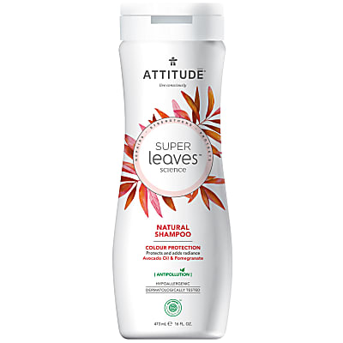 Attitude Super Leaves Natuurlijke Shampoo - Colour Protection (gekleurd haar)