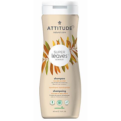 Attitude Super Leaves Natuurlijke Shampoo - Volume & Shine