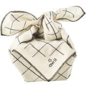 Avril Furoshiki Cadeau verpakking - Vierkant