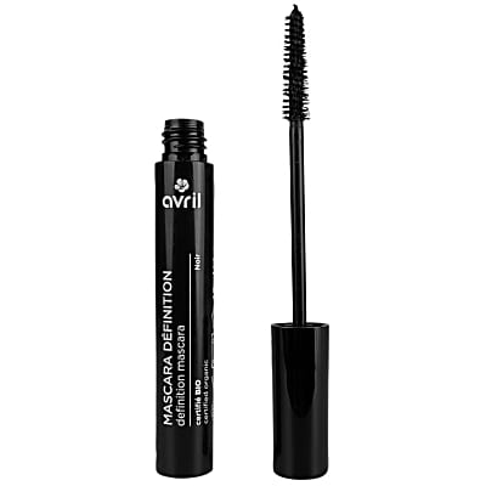 Avril Mascara Waterproof Black/Zwart