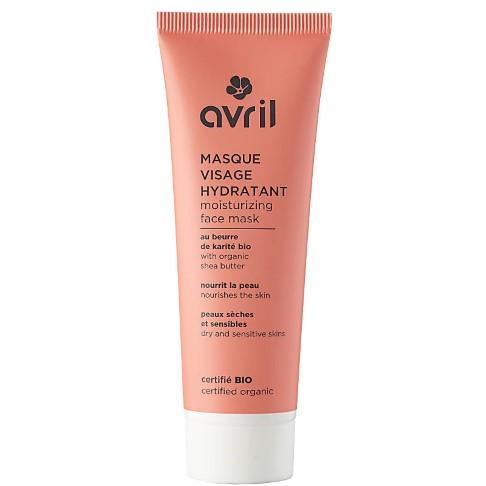 Avril Hydraterend Gezichtsmasker (droge & gevoelige huid)