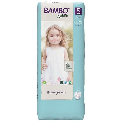 Bambo Nature Luiers - Junior - maat 5 (44 stuks)