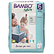 Bambo Nature Luier - XL Plus - maat 6 (22 stuks)