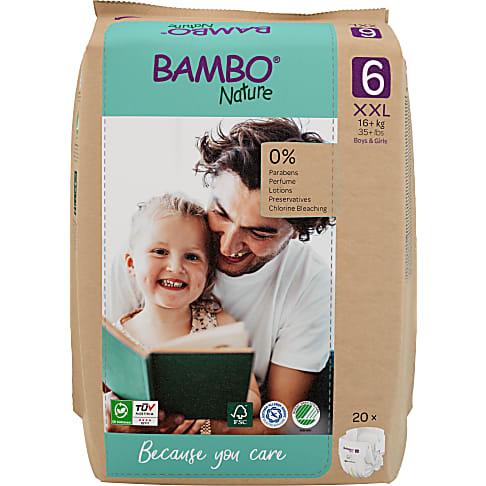 Bambo Nature Luier - XL Plus - maat 6 (20 stuks)