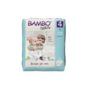 Bambo Nature Luier - Maxi - maat 4 (24 stuks)