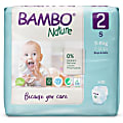 Bambo Nature Luier - Mini - maat 2 (30 stuks)