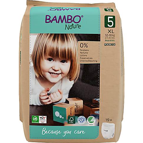 Bambo Nature Trainingsbroekje - Junior - maat 5 (20 stuks)