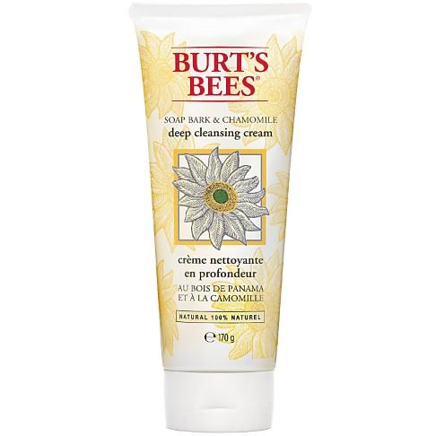 Burt's Bees Diepreinigende Crème met Zeepbast en Kamille
