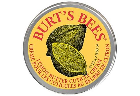 Burt's Bees Citroen Boter Nagelriem Crème