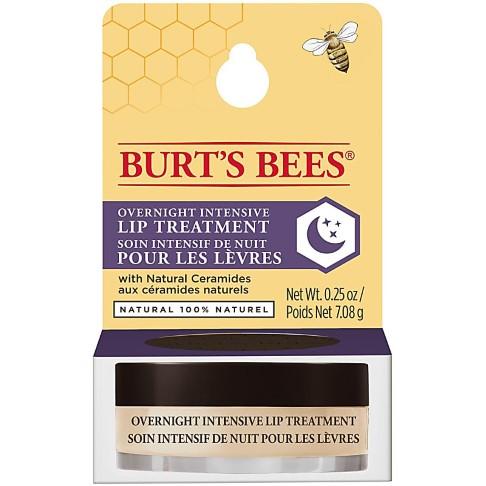 Burt´s Bees Lip Treatment Overnight Intensive