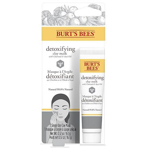 Burt's Bees Detoxifying Kleimasker (Eenmalig gebruik)