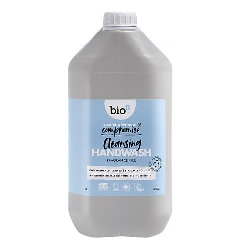 Bio-D Anti Bacteriële Handzeep Zonder Geurstoffen 5L