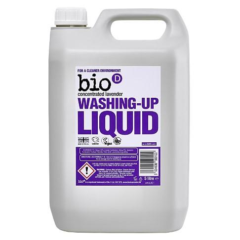 Bio-D Afwasmiddel met Lavendel - 5L