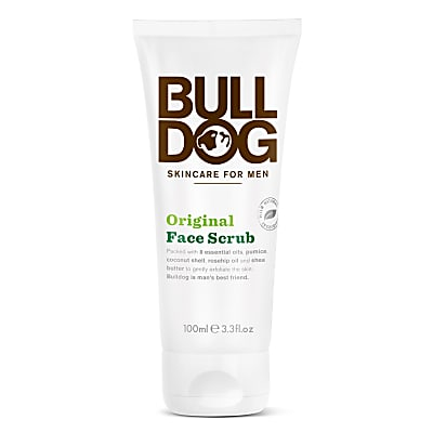 Bulldog Face Scrub