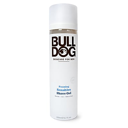 Bulldog Foaming Sensitive Shave Gel
