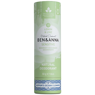 Ben & Anna Deodorant Sensitive - Lemon & Lime