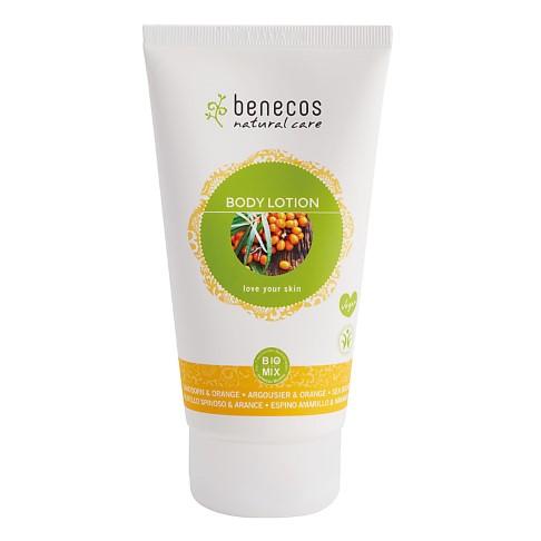 Benecos Bodylotion - Duindoorn & Sinaasappel (anti-oxidanten)