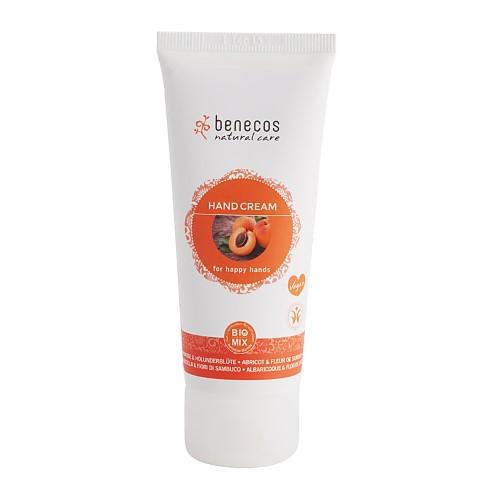 Benecos Handcrème - Abrikoos & Vlierbloesem