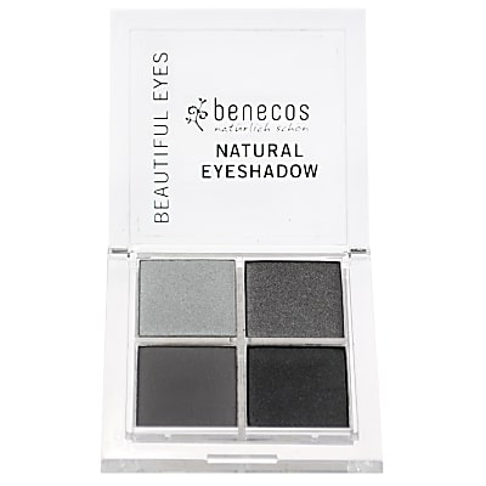 Benecos Natural Quattro Oogschaduw - Smoky Eyes