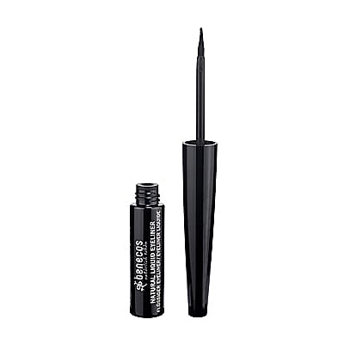Benecos Natural Vloeibare Eyeliner