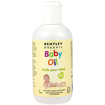 Bentley Organic Babyolie