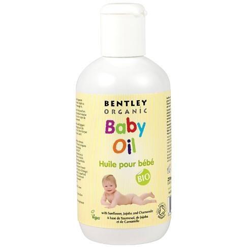 Bentley Organic Babyolie