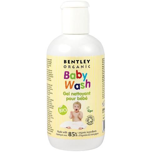 Bentley Organic Baby Haar en Badgel