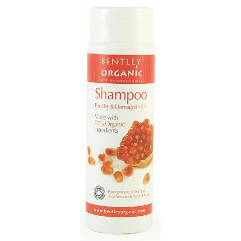 Bentley Organic Shampoo Droog & Beschadigd Haar