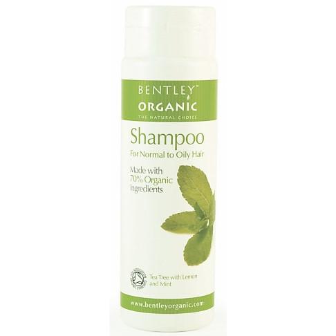 Bentley Organic Shampoo Normaal tot Vet Haar