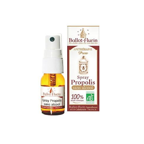 Ballot Flurin - Propolis Spray Zonder Alcohol