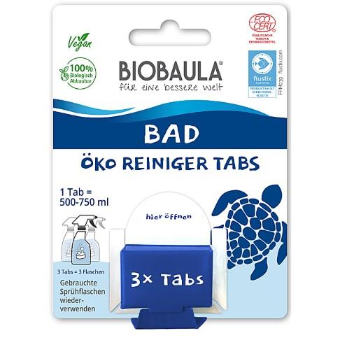 Biobaula Badkamerreiniger Tabletten (tot 3L)