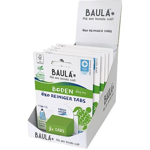 Biobaula Vloerreiniger Quick Dry Tabletten (tot 3 L)