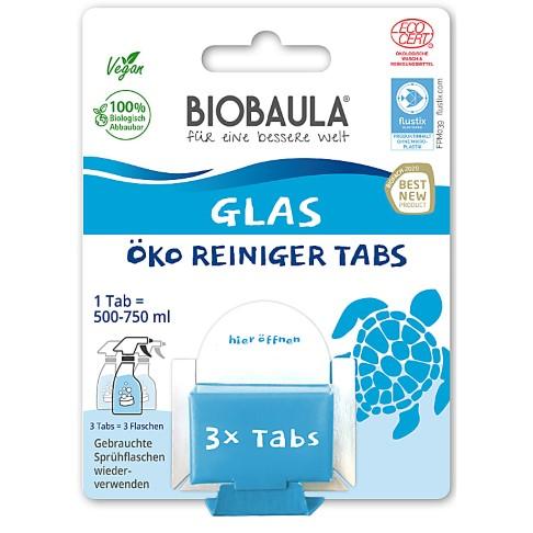 Biobaula Glasreiniger Tabletten (tot 3L)