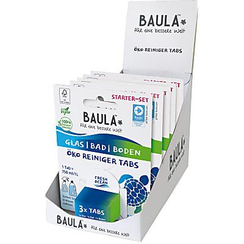 Biobaula Starter Kit - Badkamer, Glas & Vloer