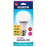 Ecozone LED B22 Bayonet Fitting Daglicht 14 watt (equil 1000 watt)