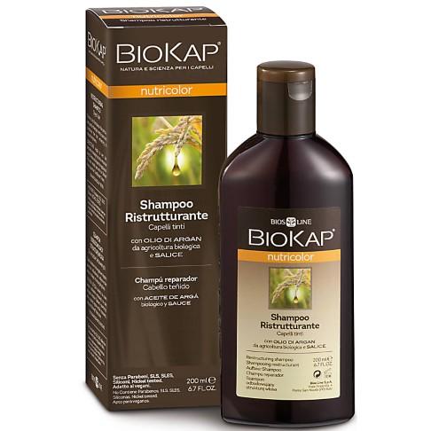 BIOKAP Shampoo voor Gekleurd Haar