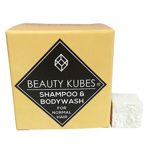 Beauty Kubes Unisex Shampoo & Douchegel