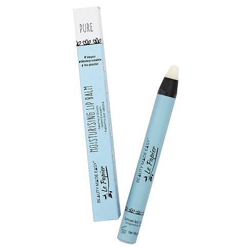 Beauty Made Easy Le Papier Lippenbalsem - Pure (plasticvrij)