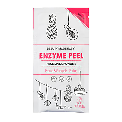 Beauty Made Easy ENZYME PEEL Face Mask Powder 10 gr