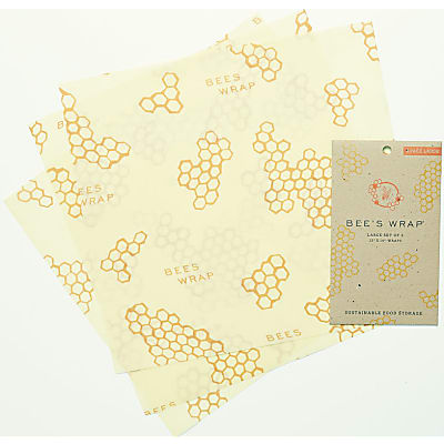 Bee's Wrap 3-pack Large 33 x 35 cm