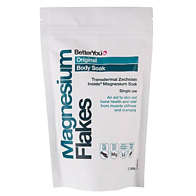 BetterYou Magnesium Flakes 250 gr