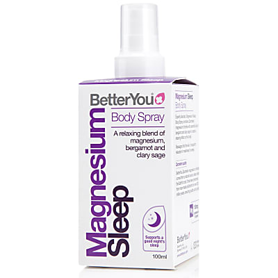 BetterYou Magnesium Sleep Body Spray