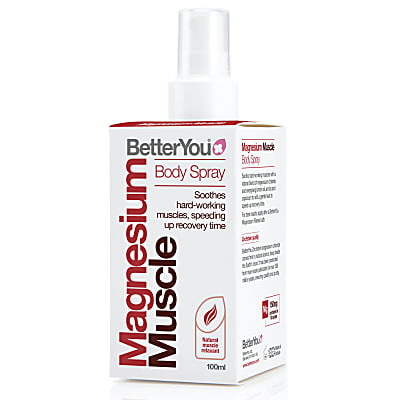 BetterYou Magnesium Muscle Body Spray