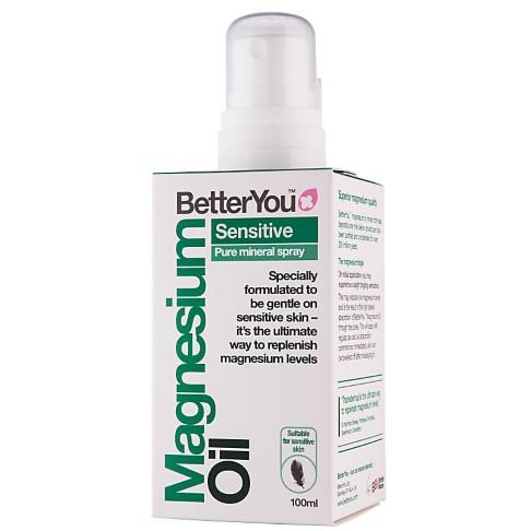 BetterYou Magnesium Sensitive Spray
