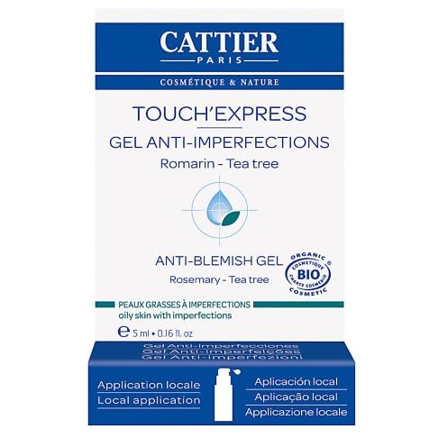 Cattier-Paris Gel Anti Onzuiverheden Tea Tree