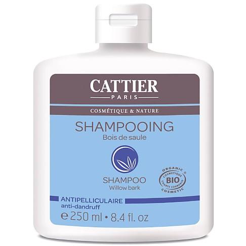 Cattier-Paris Shampoo Anti-Roos - Wilgenbast