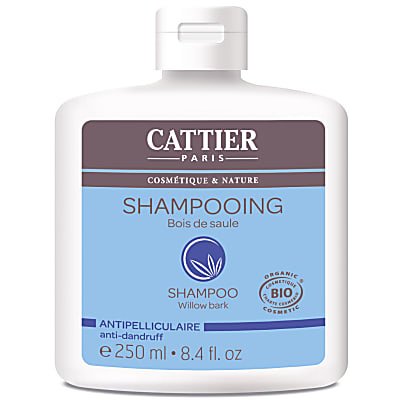 Cattier-Paris Shampoo Anti-Roos - Wilgenbast