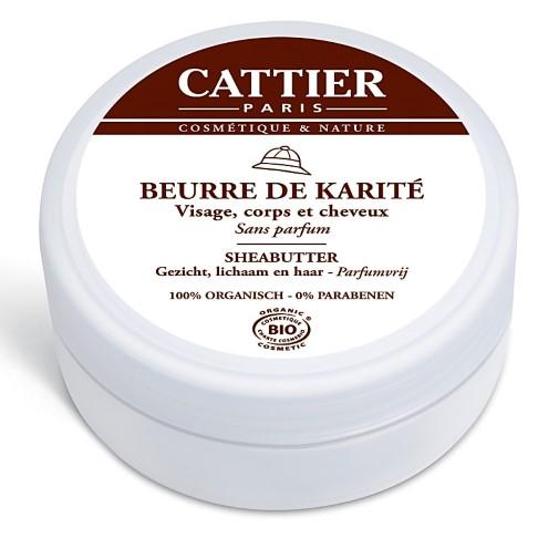 Cattier-Paris Sheabutter