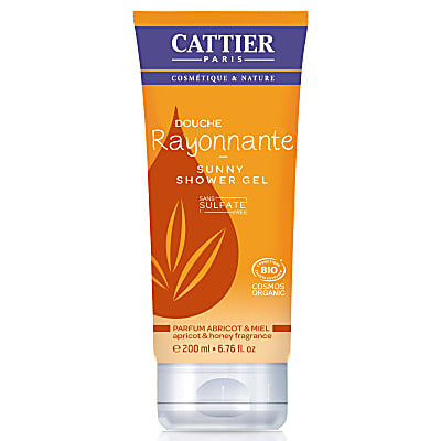 Cattier-Paris Douchegel Sunny Shower